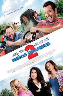 Ver Película Niños Grandes 2 Online Gratis (2013)