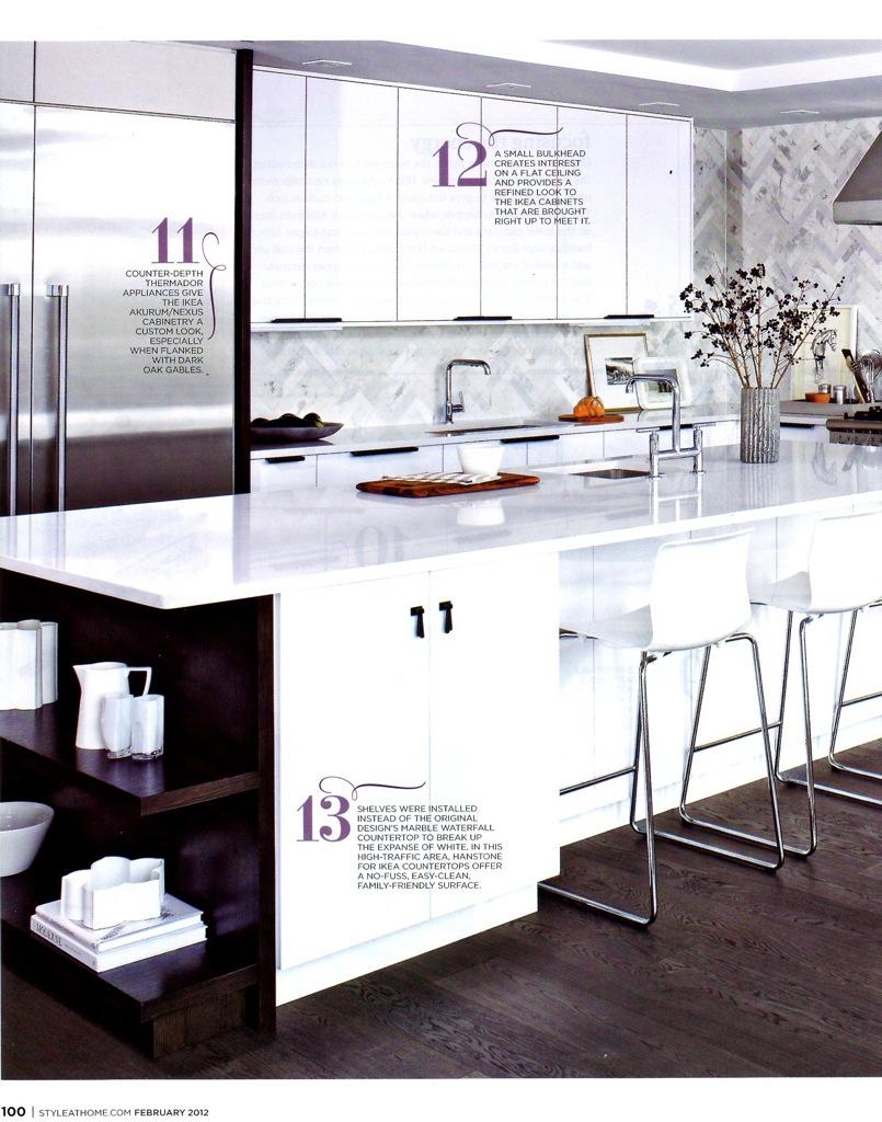 Design Maze: Style at Home: Erin\'s Kitchen