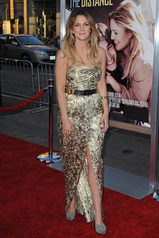Drew Barrymore Fashion Style 2012