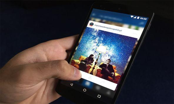 قامت إنستغرام مؤخراً بإطلاق ميزة جديدة مُشابهة لميزة 3D Touch التي تم إطلاقها على الآيفون قبل أشهر قليلة