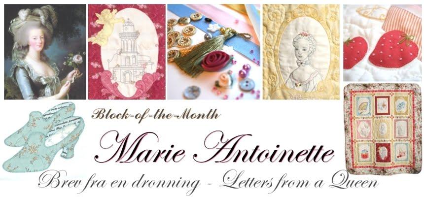 Marie Antoinette BOM