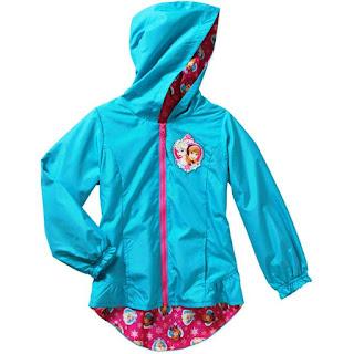 Contoh Gambar Jaket Frozen Untuk Anak Perempuan