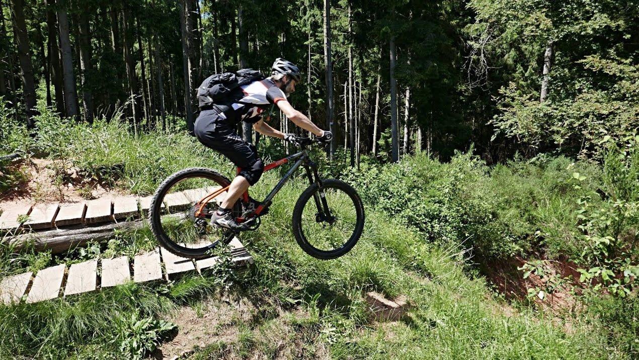 REHBOCK LT - Bikepark Trippstadt - Rider: Markus J.-Z.