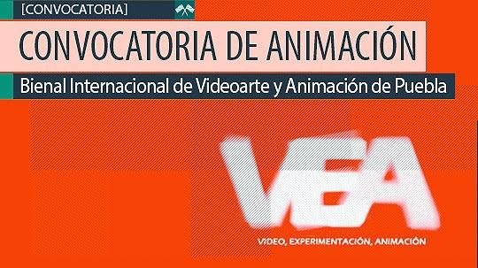 Bienal Internacional de Videoarte y Animación de Puebla