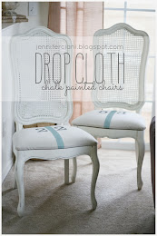 DROP CLOTH CHAIRS