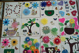 Craft and Activities for All Ages!: Decorate a Ceramic Tile!