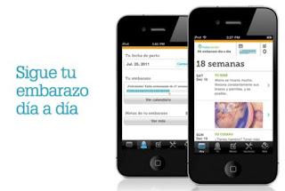 aplicacion gratis en español de embarazo
