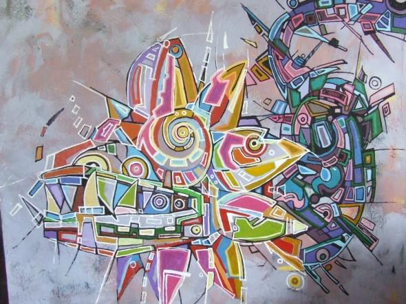 Quetzalcoatl en tiempo presente blog de jagoares for Mural quetzalcoatl