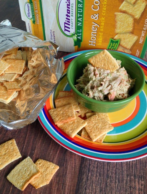 Salmon Tuna Salad with Avocado