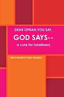 A CURE FOR LONELINESS : Oprah said Just Say Hello. But GOD Says