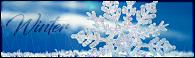Zimní ikonka