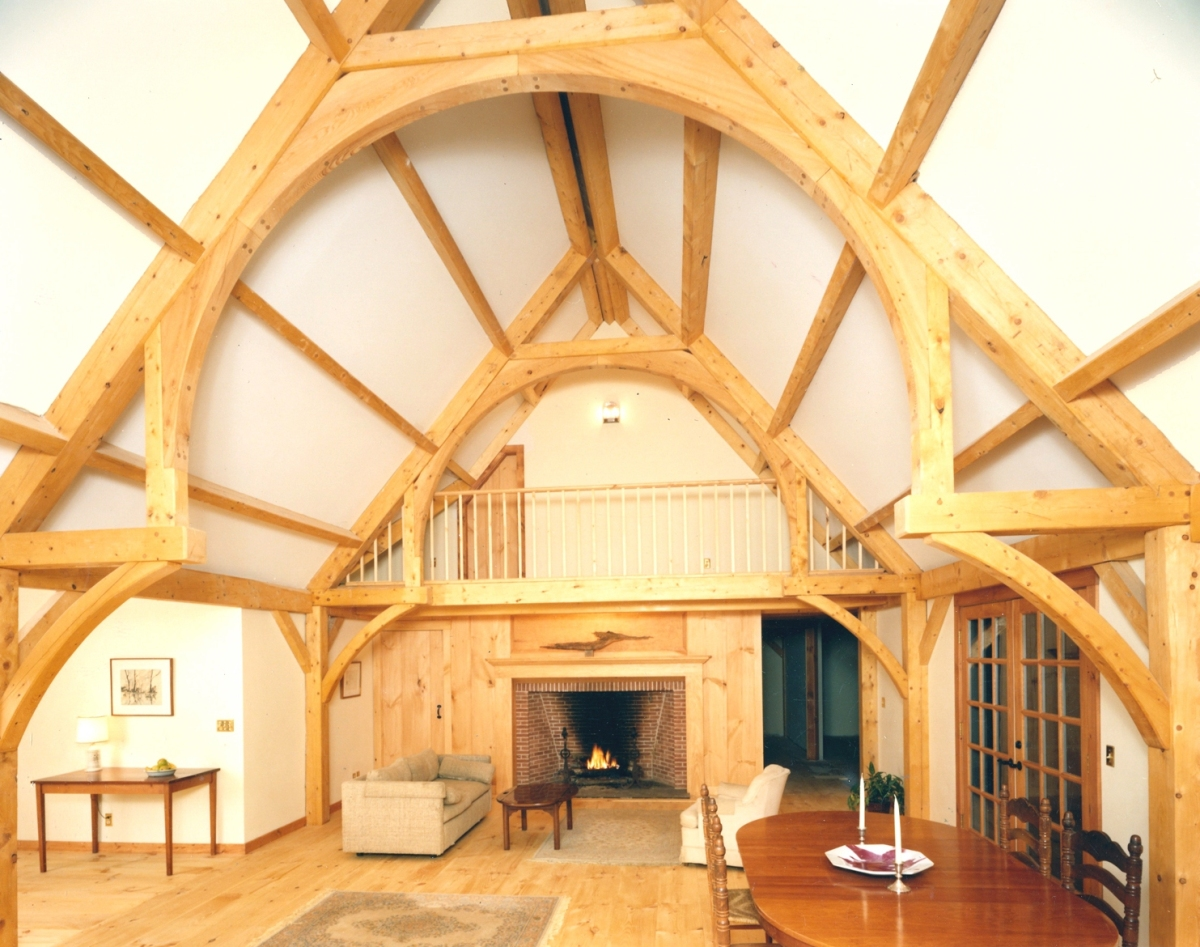 Timber frame design homes