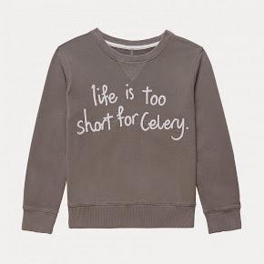 Celery sweater