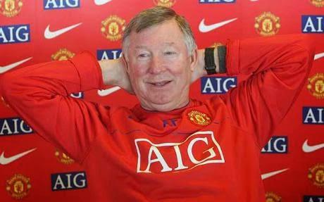 Equipos Sir Alex Ferguson como DT