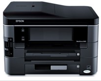 Epson Workforce 840 All-in-one Printer Drivers Download
