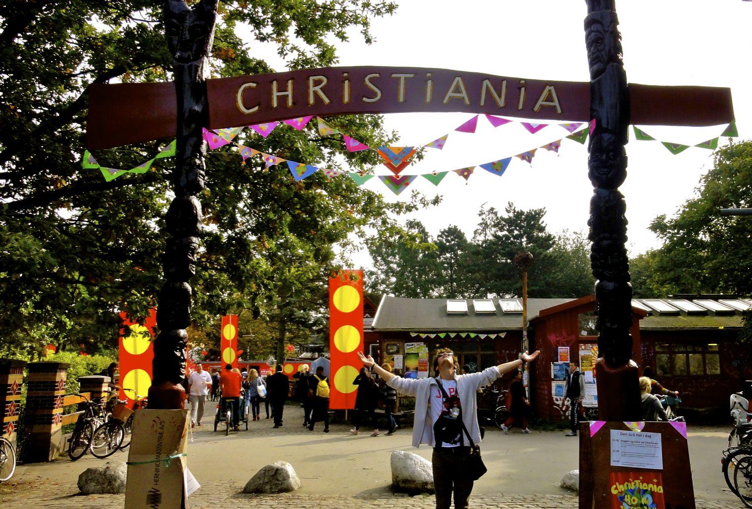 Experience et c tera visite guid e de christiania freetown de copenhague - Office tourisme copenhague ...