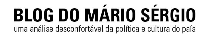 BLOG DO MÁRIO SÉRGIO