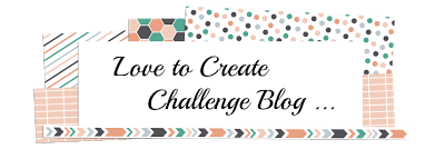 Love to Create Challenge Blog