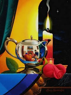 Bodegones Color Vida Pintura Hiperrealista