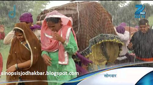 Sinopsis Jodha Akbar Episode 335