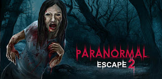 Screenshots of the Paranormal escape 2 for Android tablet, phone.