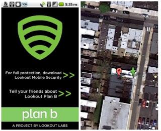 Aplikasi Android, Android, Tips N Trik, melacak android yang hilang,cara melacak ponsel android yang hilang,ponsel android hilang,plan b