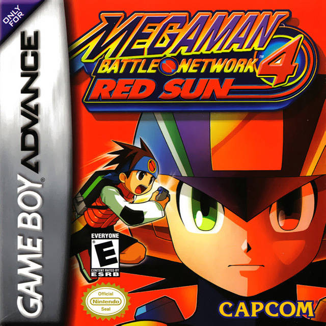 Jamatano megaman battle network 4 red sun blue moon for Megaman 9 portada