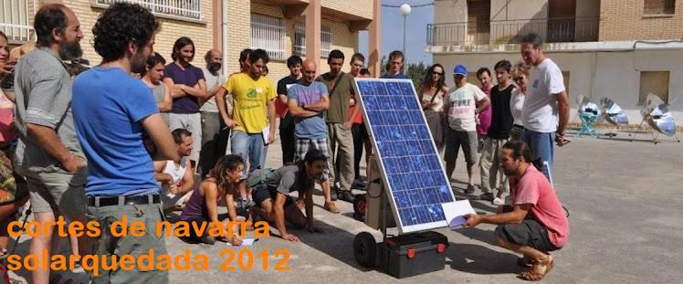 SOLAR QUEDADA 2012