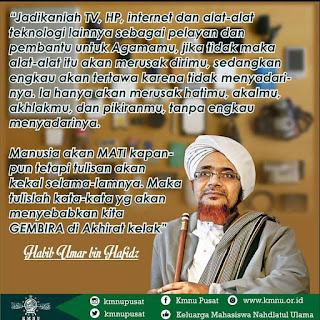 meme islam Habib omar