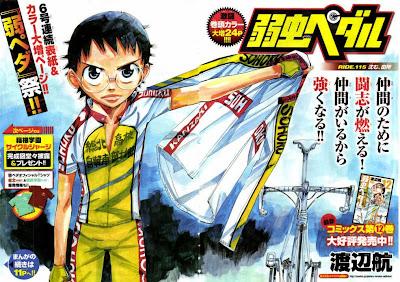 Yowamushi Pedal Episode 1 Subtitle Indonesia