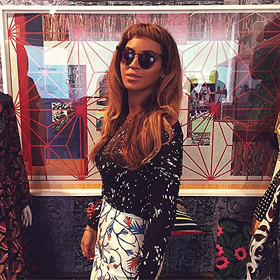 Beyoncé purchased shoes for new video