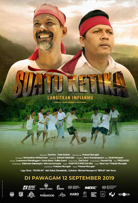 12 SEPT 2019 - SUATU KETIKA (Malay)