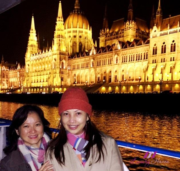 travel blogger explores budapest danube river cruise