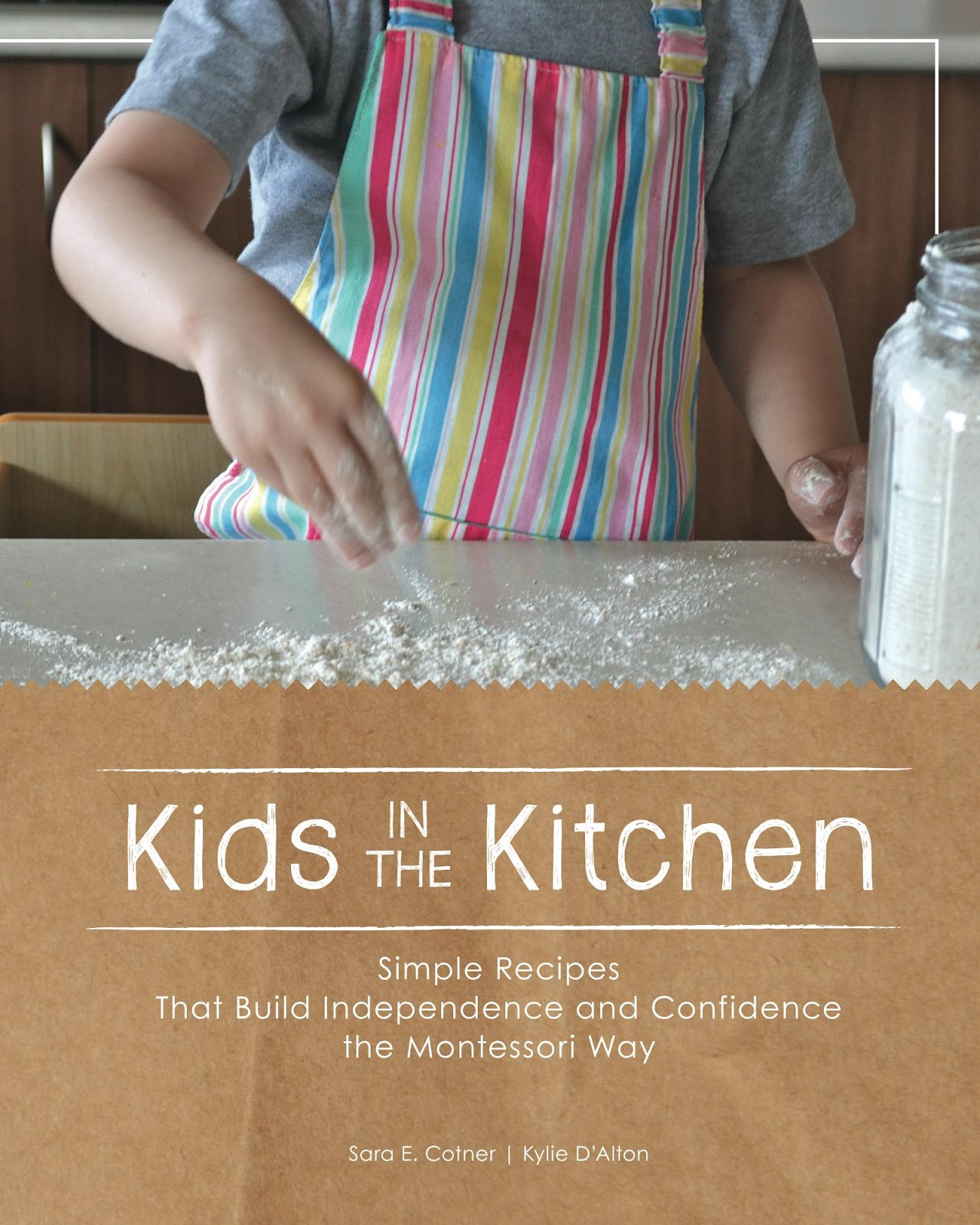 Feeding the Soil: Toddlers in the Kitchen