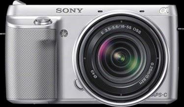 Sony Alpha NEX-F3 Camera User's Manual