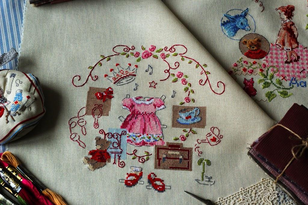 вышивка для детской, картинки для детской