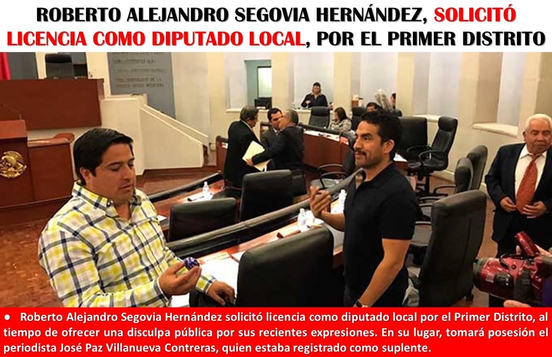 """DIJO: AL GOBERNADOR JUAN MANUEL CARRERAS LÓPEZ """"LE FALTAN HUEVOS""""."""