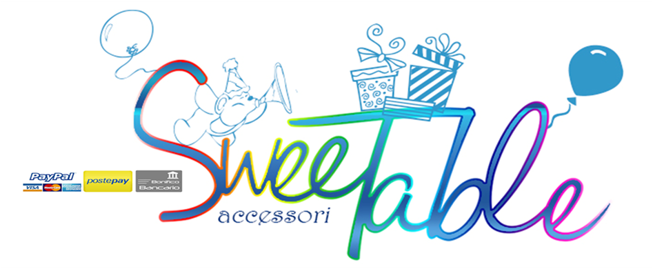 Sweet Table Accessori