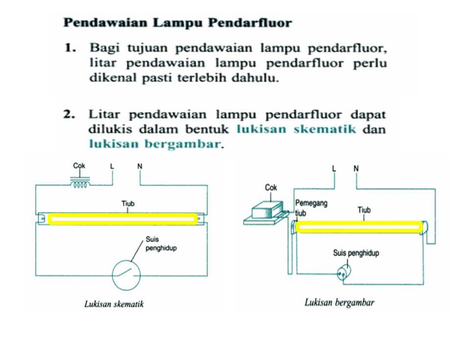 lampu kalimantang pendarflour lessons tes teach rh tes com wiring lampu kalimantang tanpa starter wiring lampu kalimantang led
