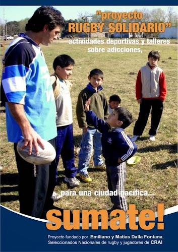 Presentan en Salta el Proyecto Deporte Solidario