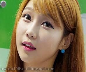 Top 10 Hot and Sexy Photos of Beautiful Go Jung-ah