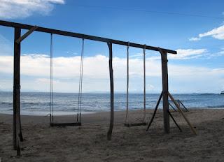 foto fasilitas pantai jambu
