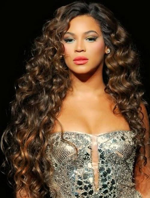 Cheveux asiatiques pop star