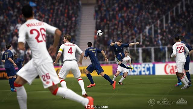 uefa euro 2012 video game