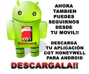 Descargate Cgt Honeywell para tu movil