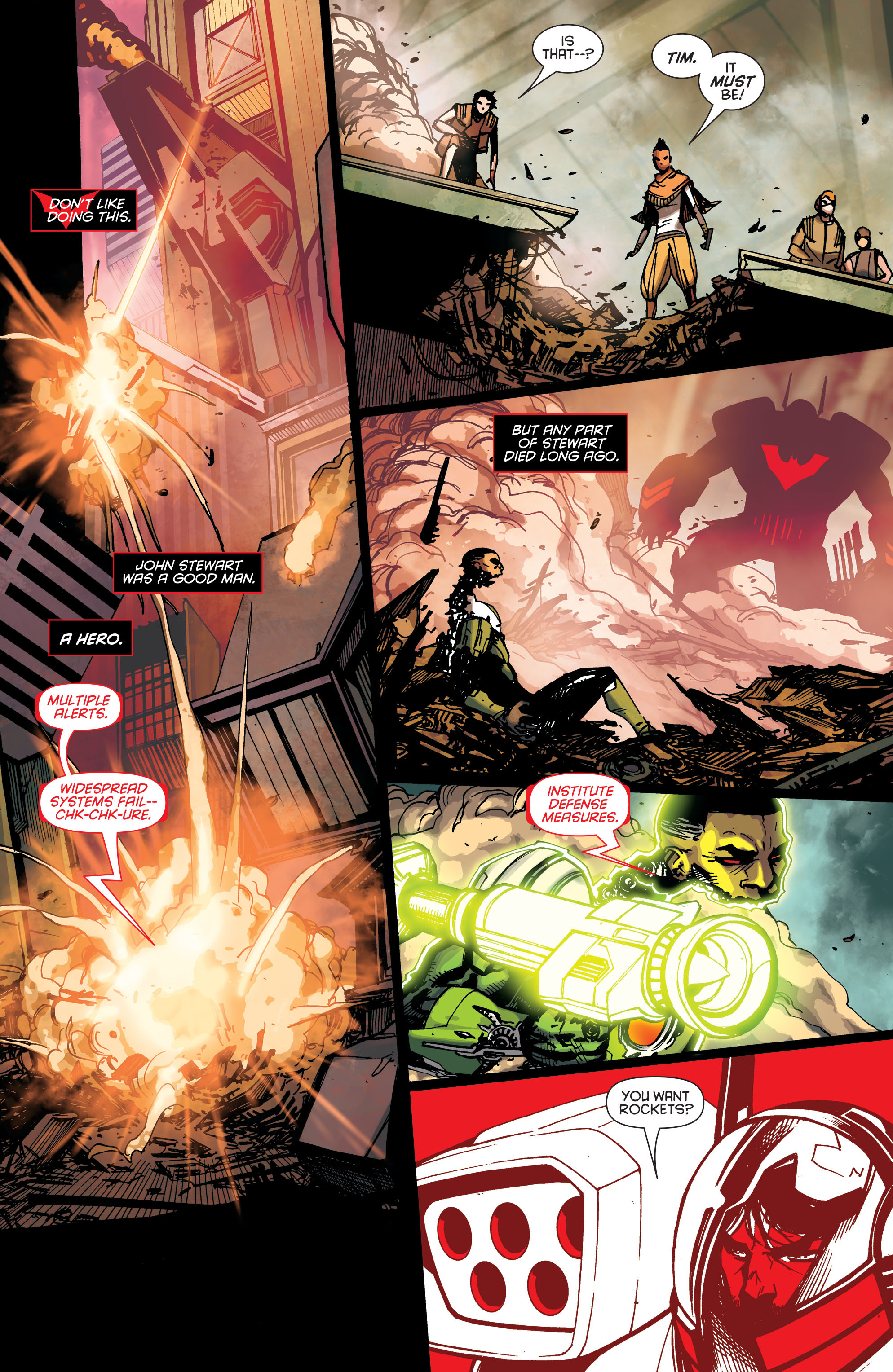 Batman Beyond (2015) Issue #5 #5 - English 14
