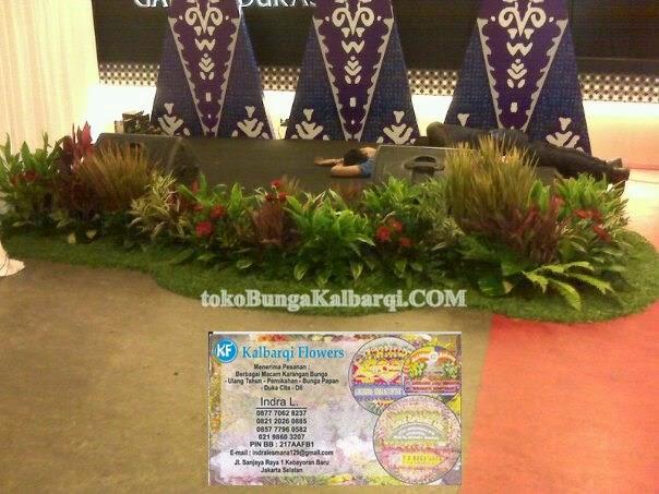 jasa dekorasi bunga florist seminar atau gedung, florist jakarta, tebet florist, bunga rawabelong, aneka bunga alam