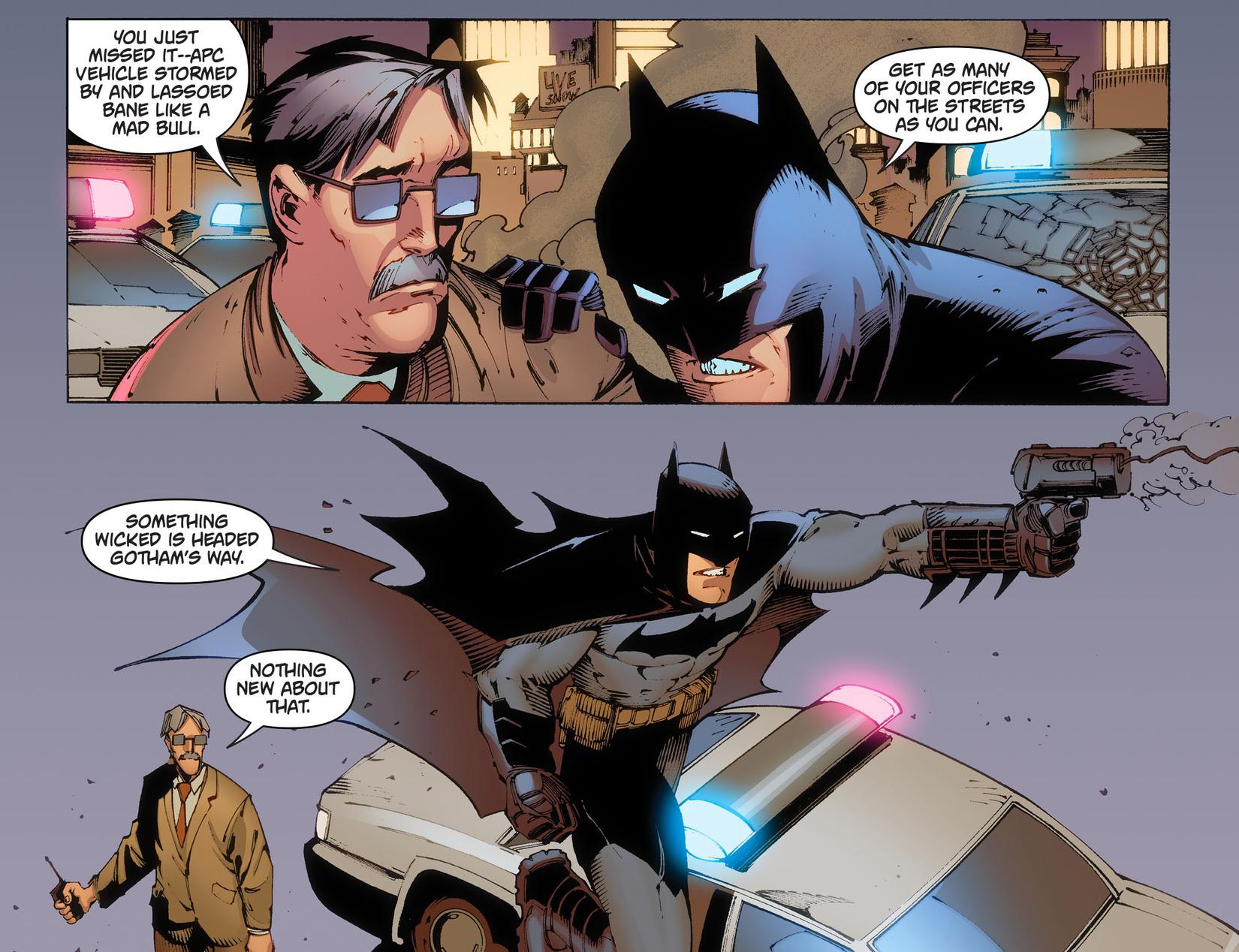 Batman: Arkham Knight [I] Issue #38 #40 - English 4