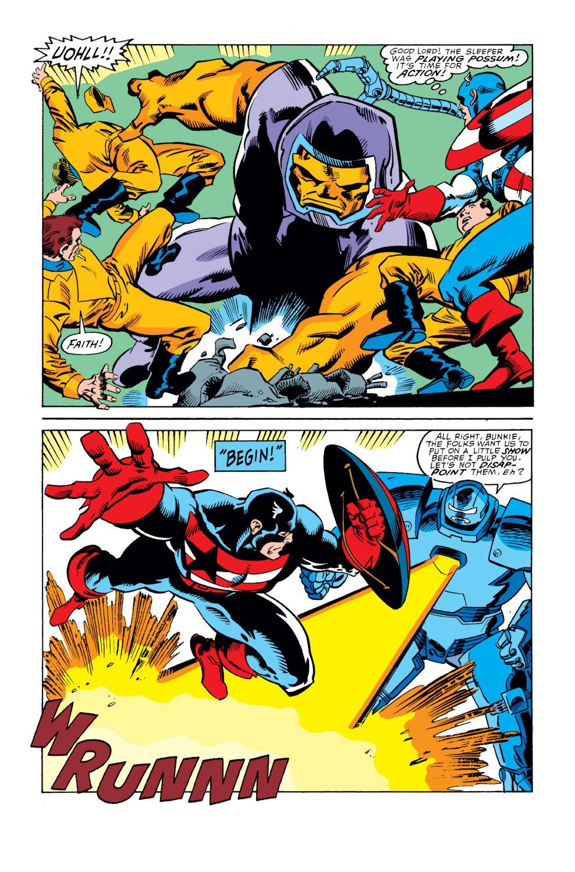 Captain America (1968) Issue #354 #286 - English 14