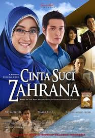 Cinta Suci Zahrana Full Movie 2012